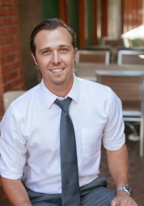 Orange County real estate agent Joel Kott